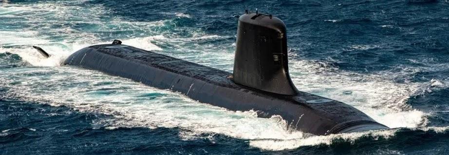 ВМС Франції отримали першу субмарину типу Barracuda