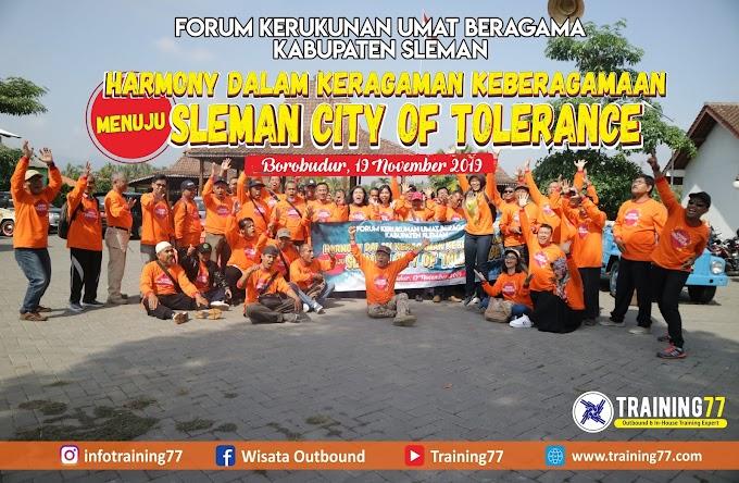 Harmoni dalam Keragaman Keberagaman menuju Sleman City of Tolerance