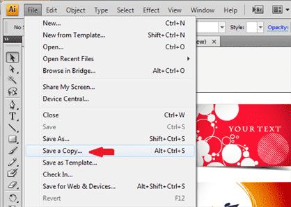 Cara Convert file Adobe Illustrator (.ai) ke Corel Draw (.cdr) danSebaliknya