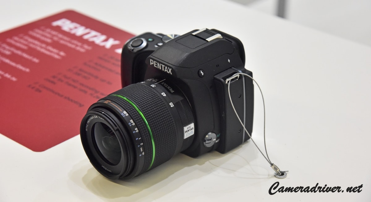 Pentax K-S1 Firmware Download