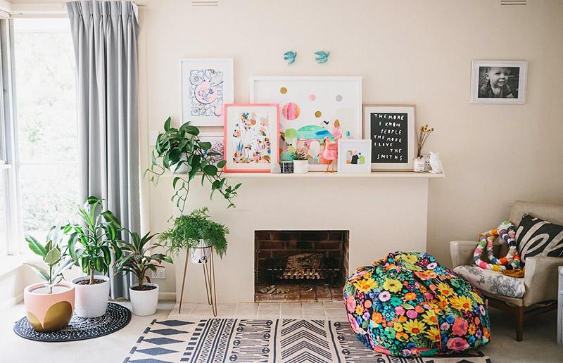 Sem dramas \o/: Dicas para decorar apartamento / casa alugada!