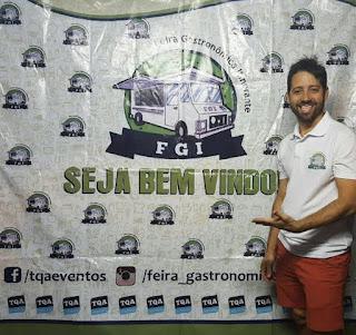 Carioca Fabio Loio abre marca de eventos gastronômicos sobre rodas