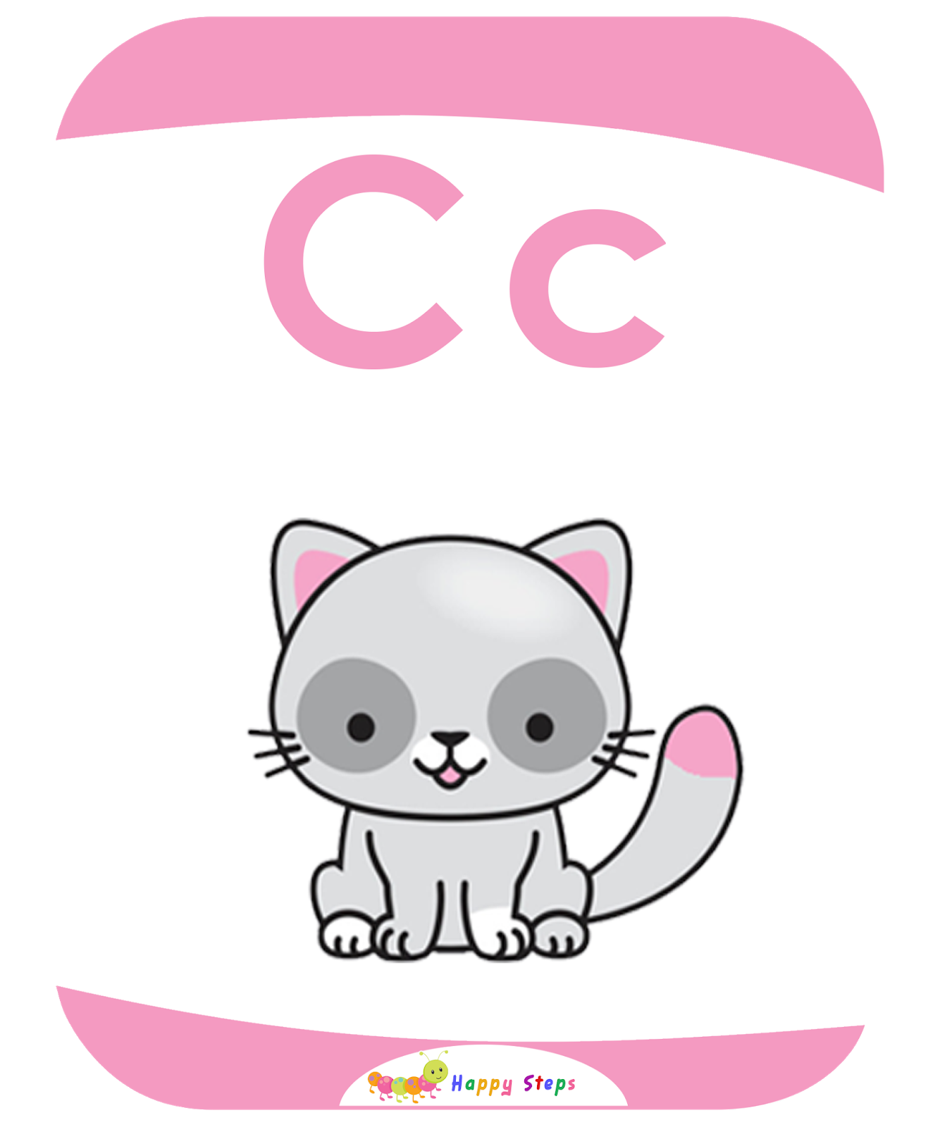 Letter C Flashcards