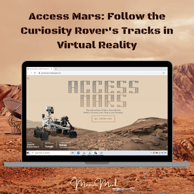 Access Mars_ Follow the Curiosity Rover's Tracks in Virtual Reality