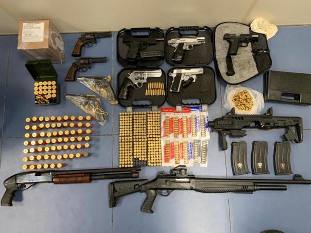 Dono de loja de armas é detido por suspeita de sonegar mais de R$ 50 milhões em Salvador