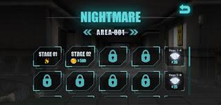 Zombie Hunter King لعبة اصطياد الزومبي والقضاء عليهم في ساحة المعركة