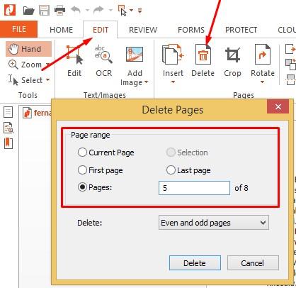 Cara Menghapus Halaman di PDF dengan Mudah