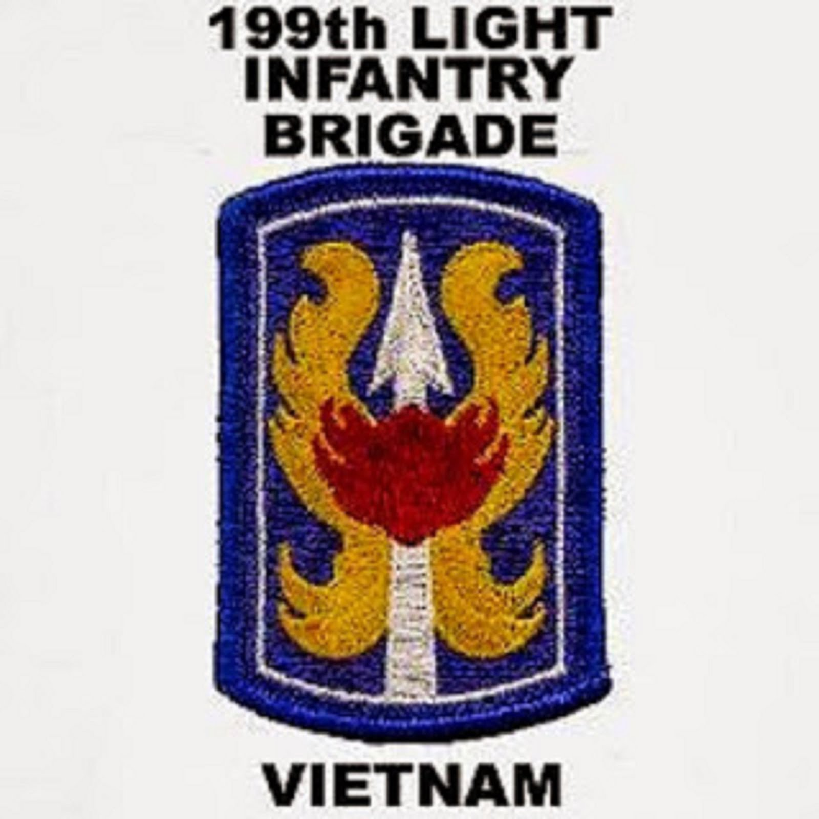 199th LIGHT INFANTRY BRIGADE - VIETNAM