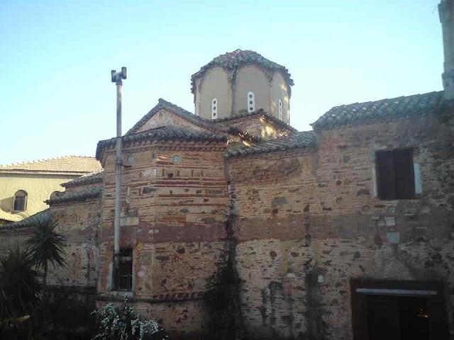 Το Μοναστήρι της Ζερμπίτσας στην Λακωνία