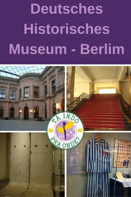 Museu Histórico Alemão (Deutsches Historisches Museum), em Berlim