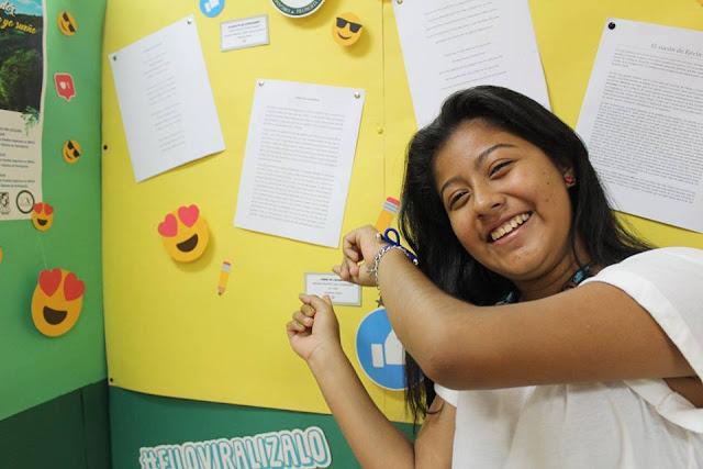 Exposición Galería de Cuento y Poesía Certamen de Literatura Nueva Acrópolis Santa Ana, El Salvador