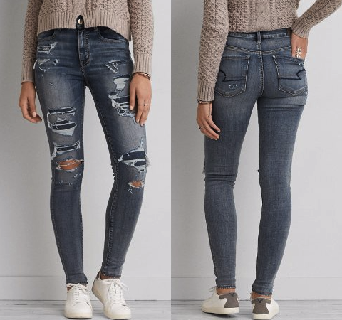 ARE AMERICAN EAGLE JEANS GOOD QUALITY