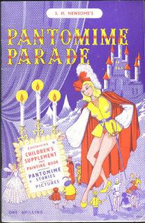 S.H. Newsome's Pantomime Parade - 1954