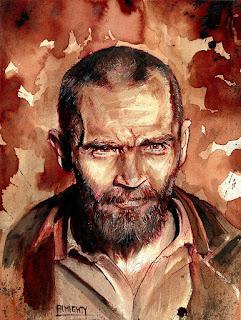 Charles Manson Art