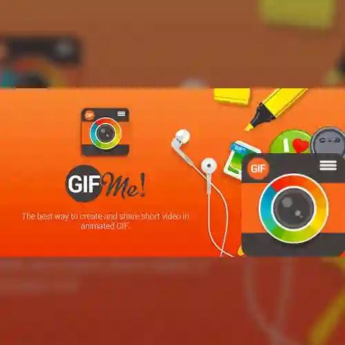 تطبيق Gif Me! Camera Pro apk الكاميرا اخر اصدار للاندرويد 2020 طريقة سهلة لإنشاء ومشاركة مقاطع الفيديو القصيرة التي يتم التقاطها على هيئة صور متحركة أفضل طريقة لإنشاء مقاطع فيديو قصيرة ومشاركتها بتنسيق GIF متحرك