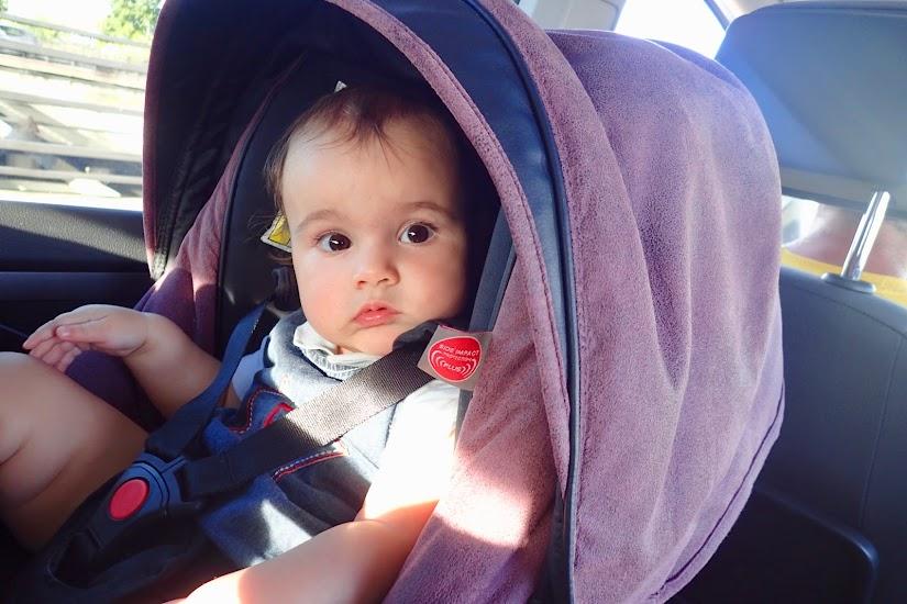Seguridad infantil en la carretera