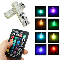 Led Multicolor Remote