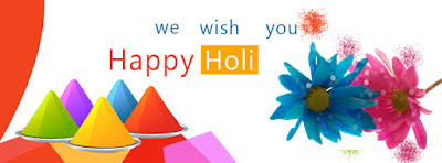 Wish you happy holi facebook profile pic