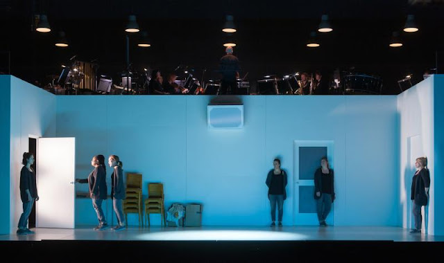 Philip Venables: 4:48 Psychosis - Royal Opera (Photo ROH/Stephen Cummiskey)
