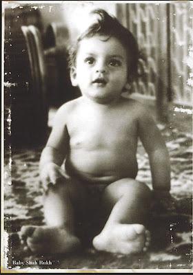 Baby Shahrukh Khan
