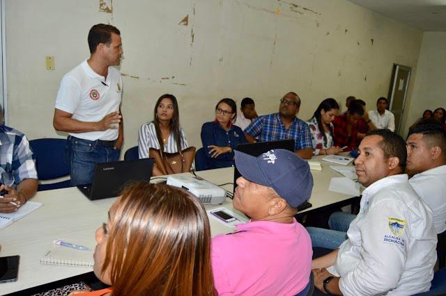 CDGRD: Profirió concepto favorable para declarar la calamidad pública en Riohacha por falta de agua