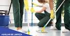 Vaga para Auxiliar de Limpeza - Fazendinha