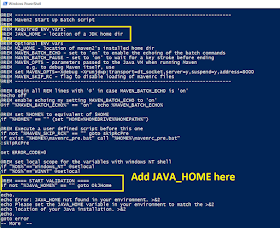How to Set Specific Java Version for Maven in Windows? | Java67