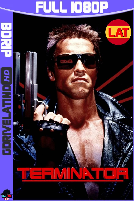 Terminator (1984) BDRip Latino-Inglés MKV
