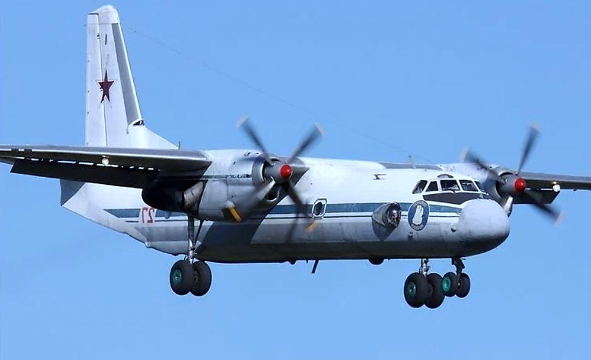 Antonov An-26 Curl