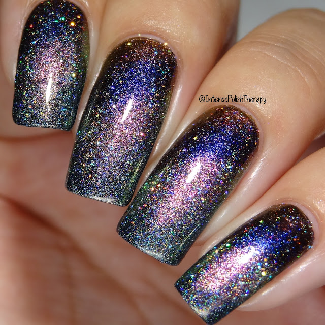 The Holo Hookup September 2018 | Cupcake Polish, Different Dimension, Glisten & Glow & Spell Polish