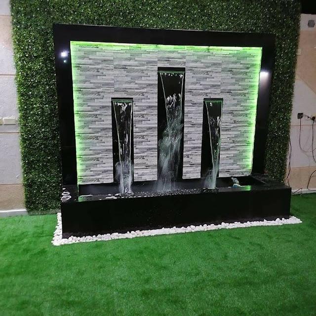 شركة تصميم شلالات بالخرج,شلالات منزلية للحدائق في الخرج - الرياض,أفضل  الشلالات والنوافير بالخرج,تركيب شلال منزلي بالخرج,شلالات منزلية جدارية بالخرج