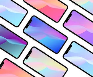 walpaper aesthetic iphone