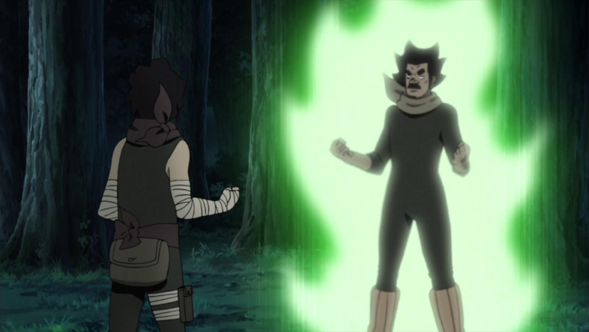Shinobi yang menjadi genin abadi di naruto