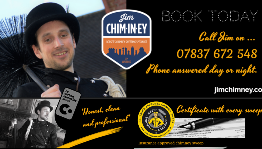 Jim Chim-in-ey - Dorset Chimney Sweep Bournemouth Poole