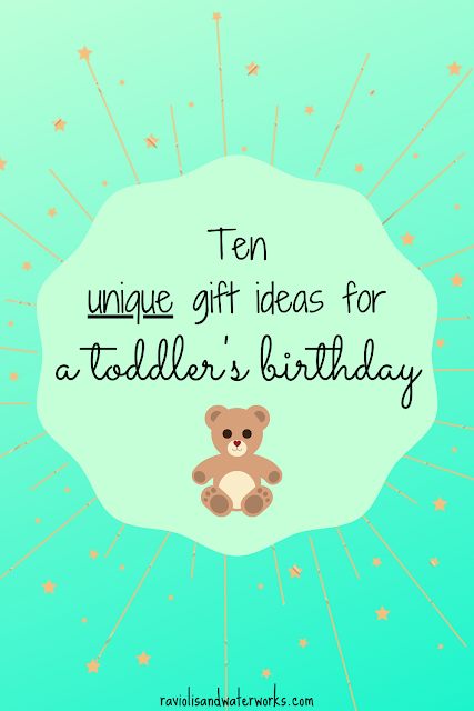toddler gift ideas; toddler's birthday; to get a kid's gift