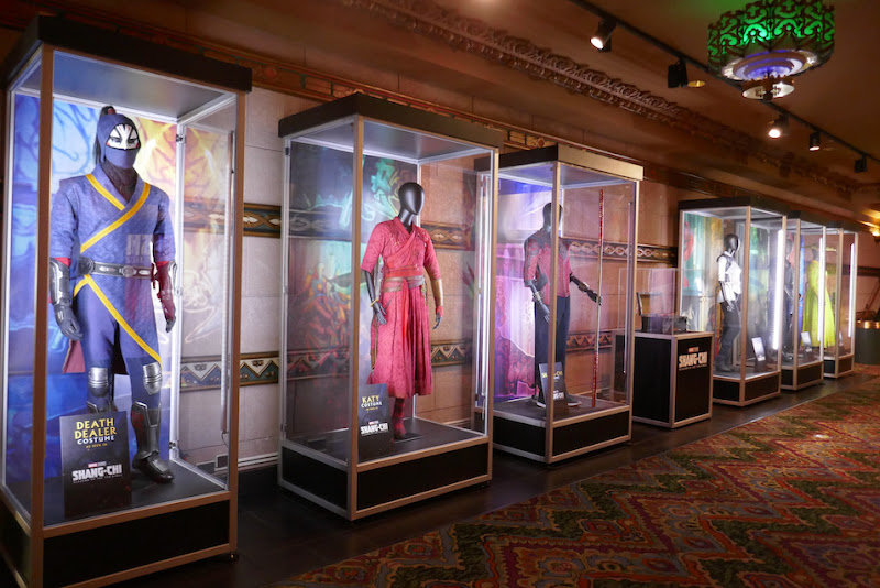 Shang-Chi Ten Rings movie costumes