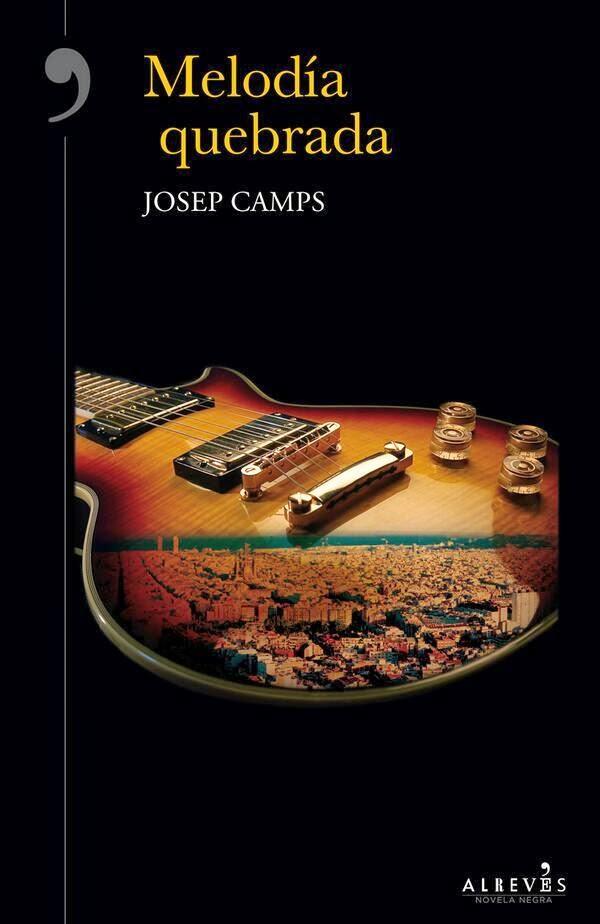 Melodía quebrada - Josep Camps (2014)