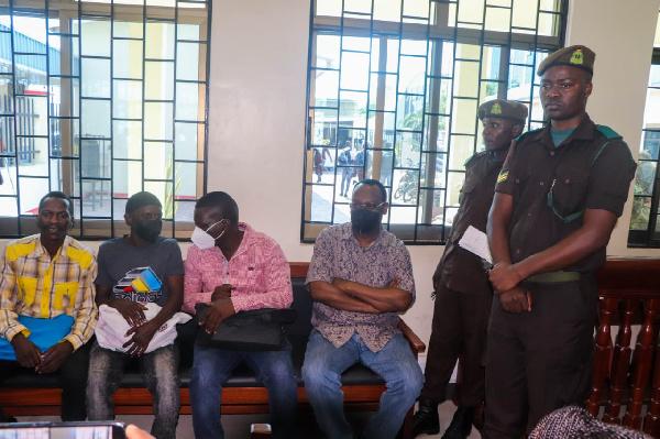 Mshtakiwa Wa Pili Kesi Ya Freeman Mbowe na Wenzake Amaliza Kutoa Ushahidi