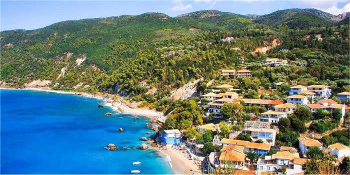 I migliori alloggi economici a Lefkada