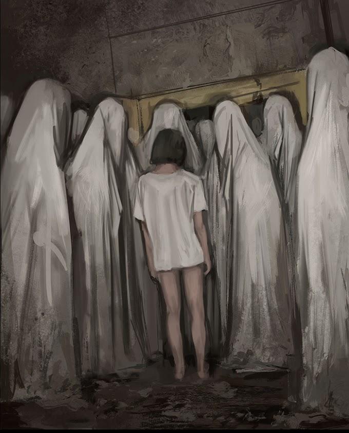 Stefan Koidl'in Ürkütücü Çizimleri