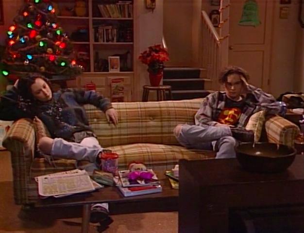 Mainlining Christmas: Roseanne Christmas Episodes (1991 - 1996)