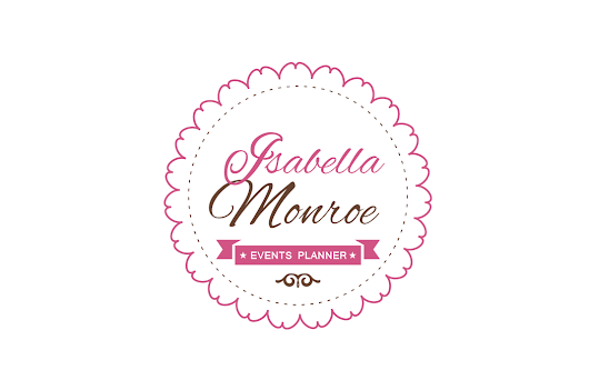 Tarjeta Personal Isabella Monroe. Event Planner