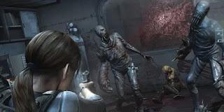 Resident Evil Revelations 3,Capcom,Resident Evil,Nintendo,resident evil revelations,resident evil 6,