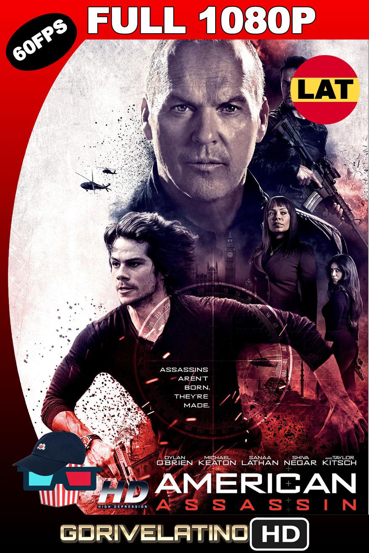 Asesino: Misión Venganza (2017) BDRip 1080p (60 FPS) Latino-Ingles MKV