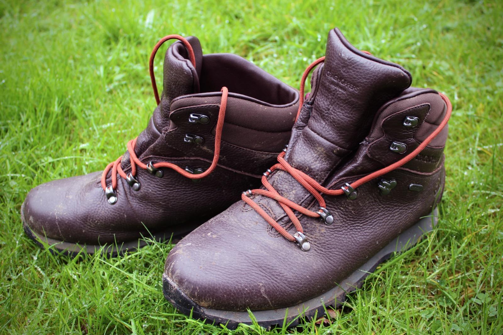 Craghoppers Kiwi Trek Boots review