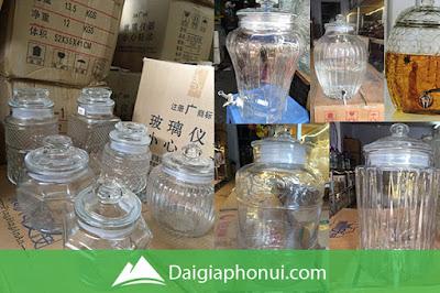 Bình Ngâm Rượu Trung Quốc Giá Rẻ - Mẫu Khác - Dai Gia Pho Nui