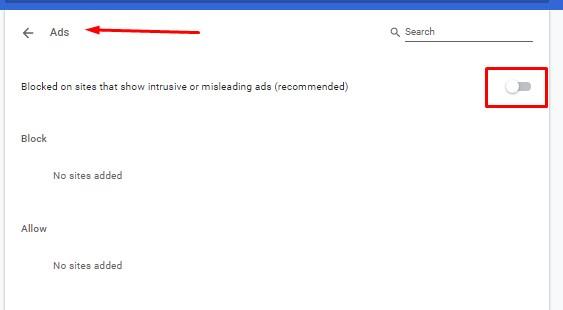 Blokit Iklan di Google Chrome