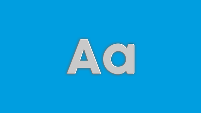 Cara Mendapatkan Data @font-face di Google Fonts