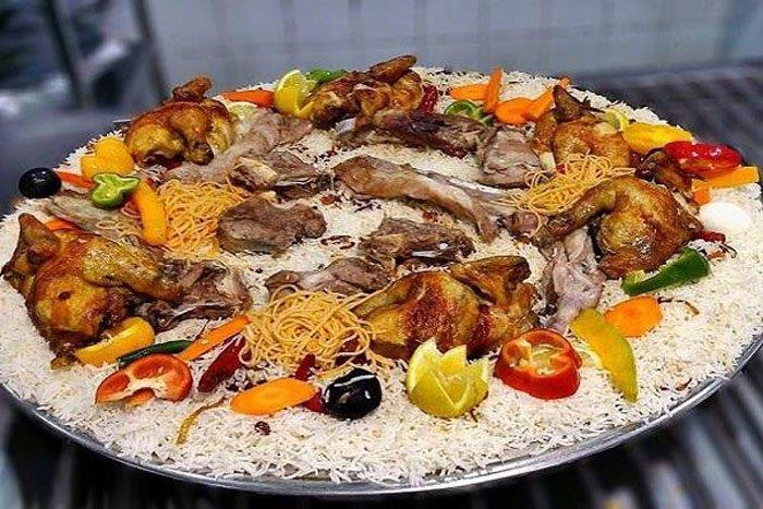 مطعم قمرية مندي