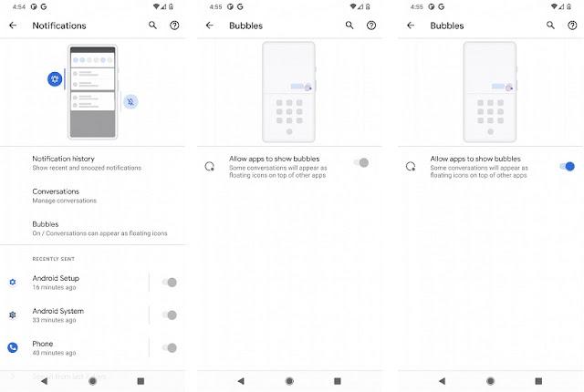 الإصدار الجديد من أندرويد 11 التجريبي يصل لهواتف Pixel تعرف على المميزات الجديدة